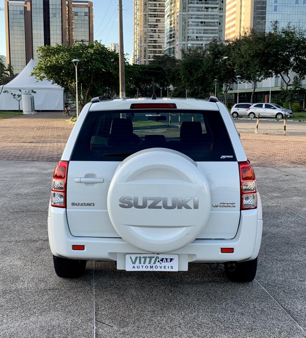 Imagem do veículo SUZUKI GRAND VITARA 2.0 4X2 MANUAL 2013/2014