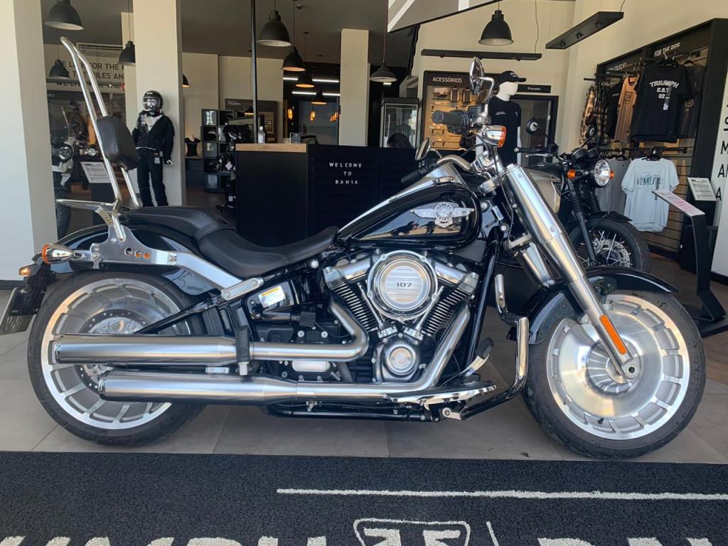 Harley Davidson Fat Boy FLFB 1800cc