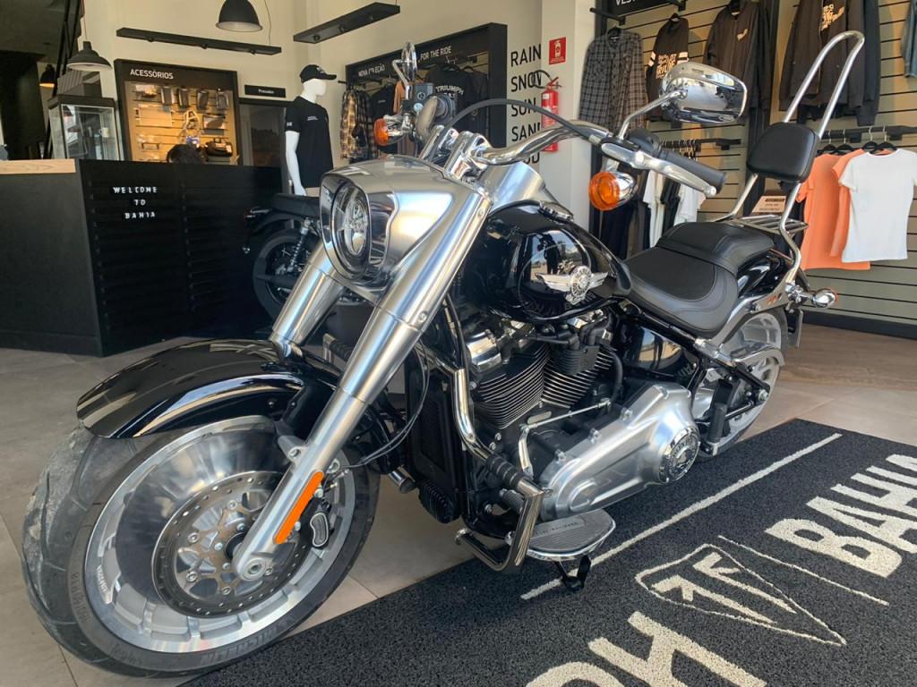 Imagem do veículo Harley Davidson Fat Boy FLFB 1800cc