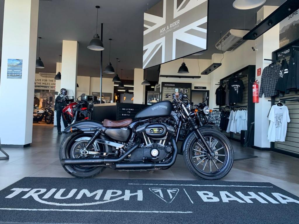 Imagem do veículo Harley Davidson XL 883 N Iron
