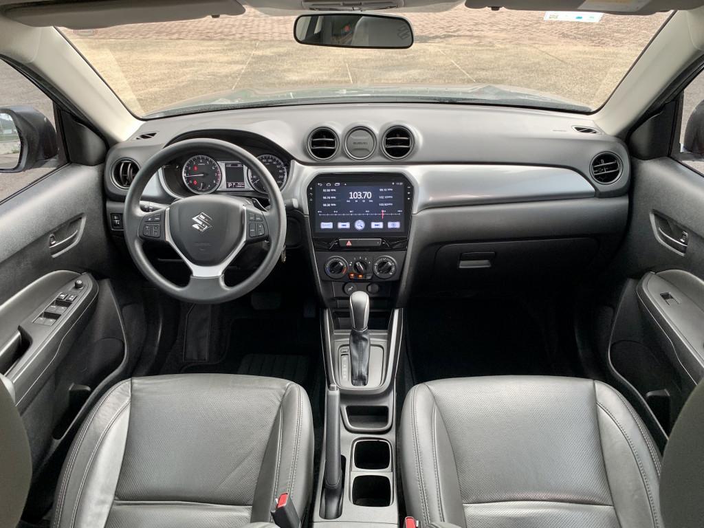 Imagem do veículo SUZUKI VITARA 1.6 16V GASOLINA 4ALL AUTOMÁTICO