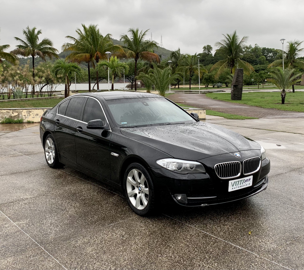Imagem do veículo BMW 528i 2.0 16V GASOLINA 4P AUTOMÁTICO