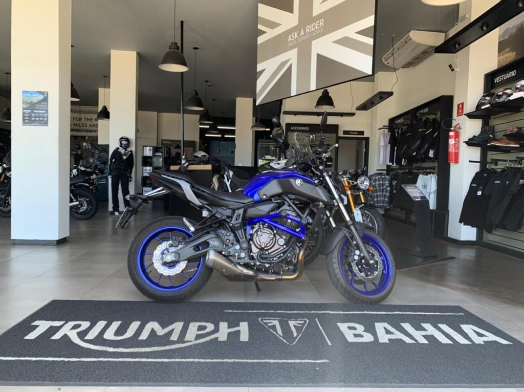 Imagem do veículo Yamaha MT 07 ABS 6 Marchas 689cc