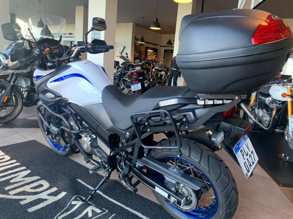 Imagem do veículo Suzuki V-Strom 650  Xt ABS.