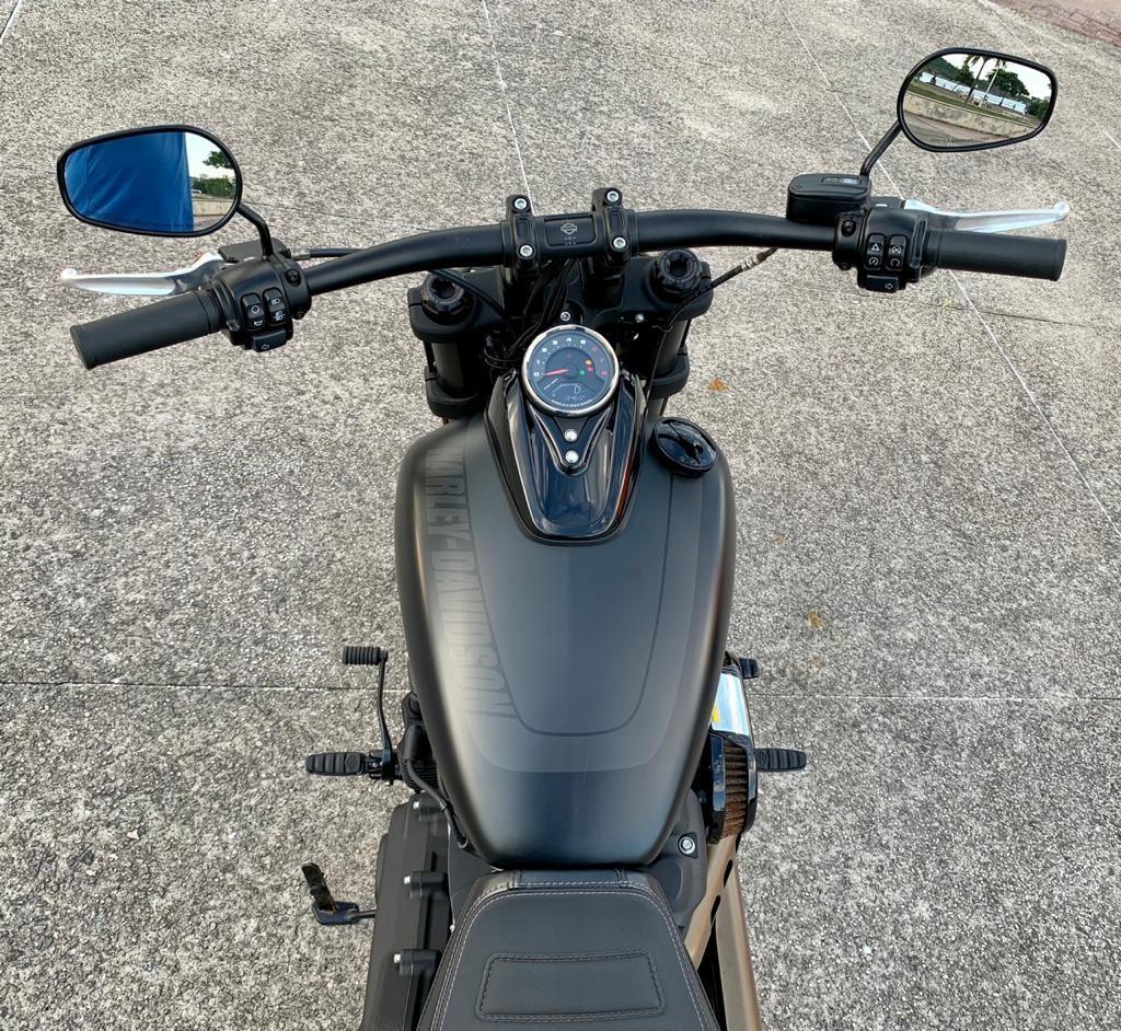 Imagem do veículo Harley Davidson FAT BOB 114
