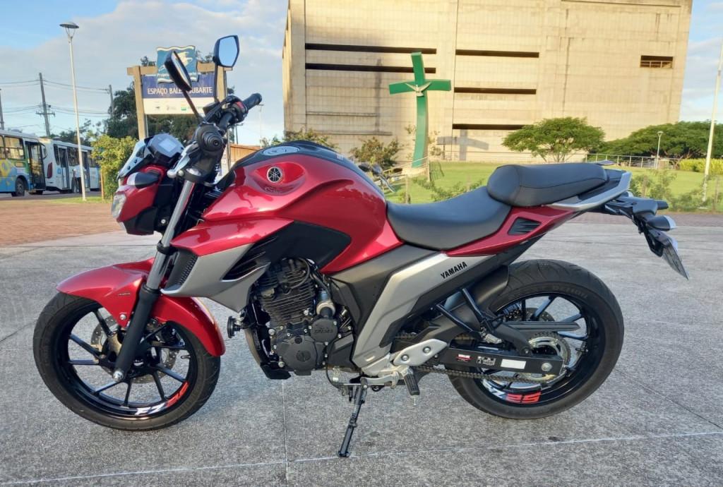 Imagem do veículo Yamaha Fazer FZ25 250 FLEX