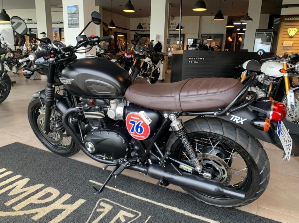 Imagem do veículo Triumph Bonneville T120 Black