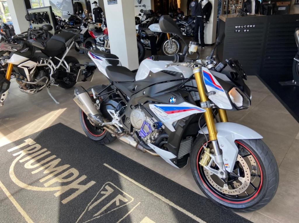 Imagem do veículo BMW S 1000 R