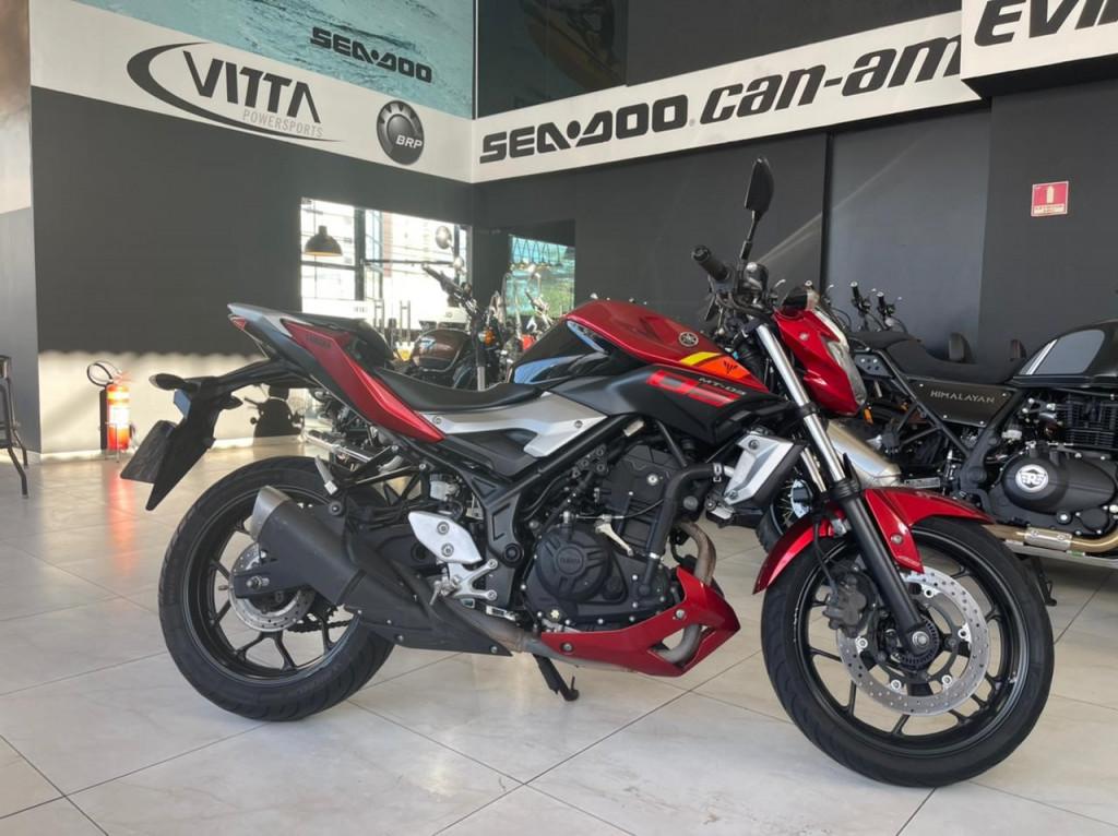 Yamaha MT 03 321cc