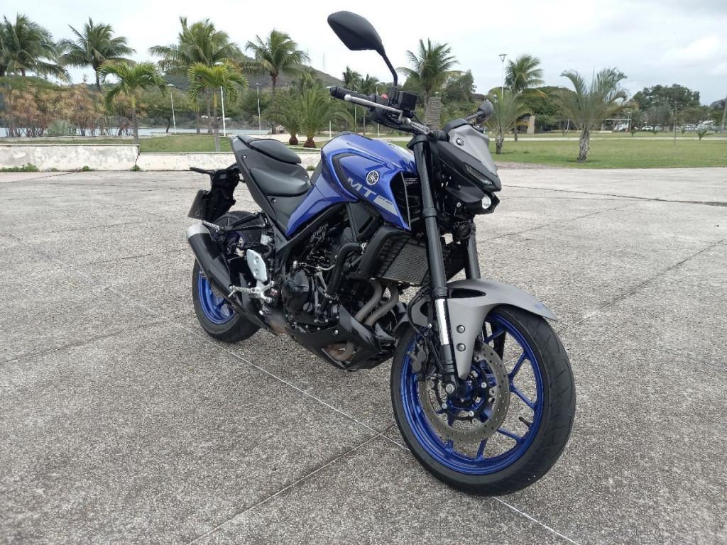 Imagem do veículo Yamaha MT 03 321 Abs