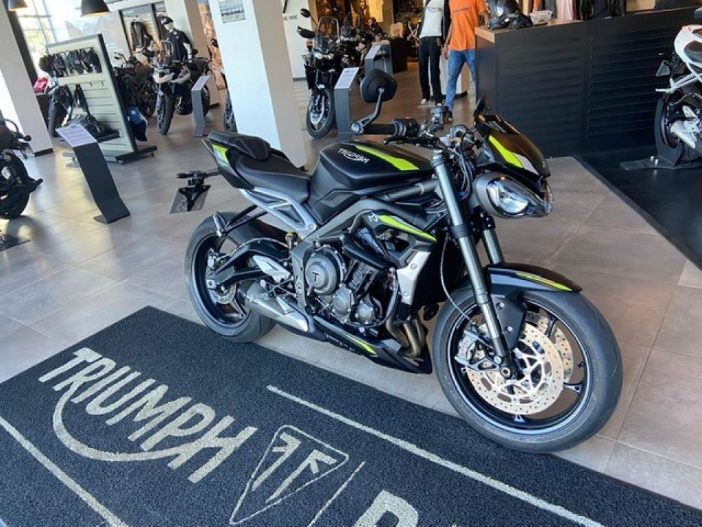 Imagem do veículo Triumph Street Triple 765 RS