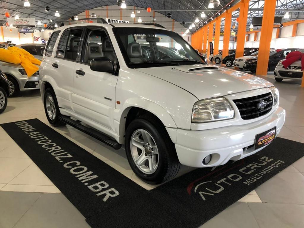Imagem do veículo Chevrolet Tracker 2.0 4x4 Tbic 4p