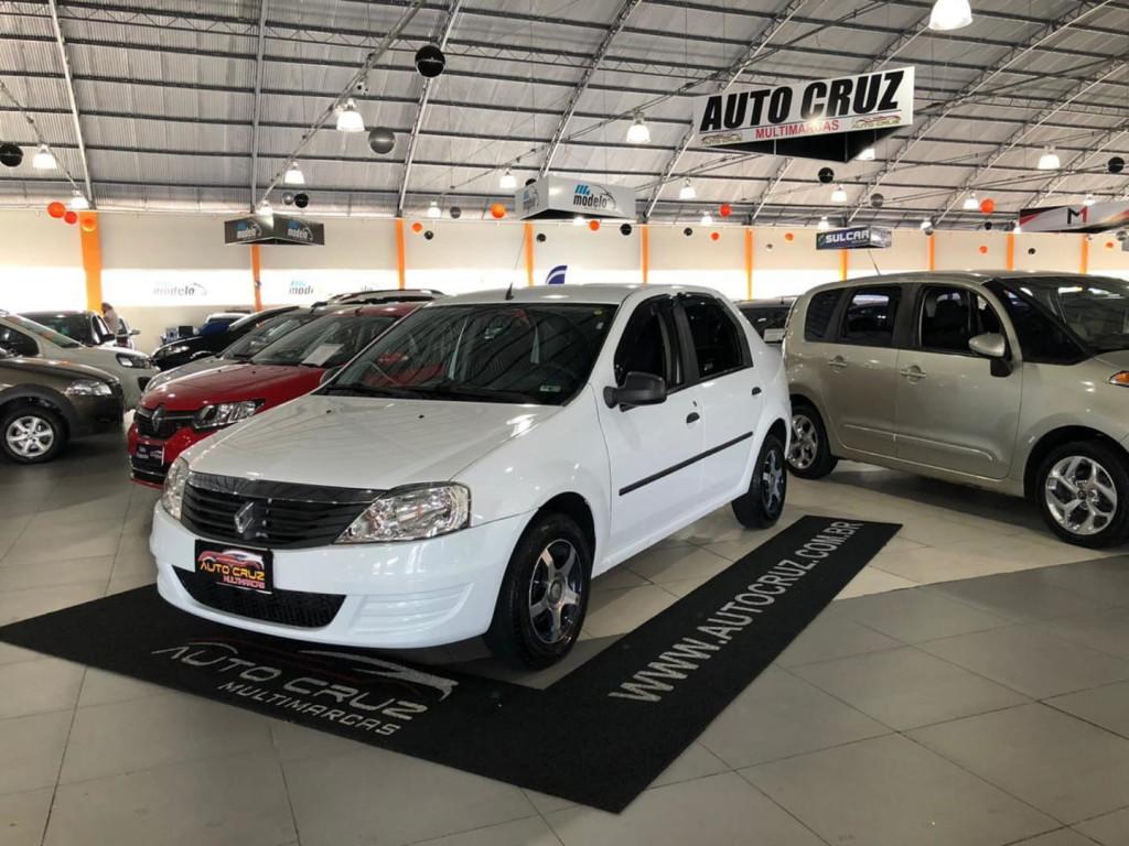 Renault Logan Aut 1016v
