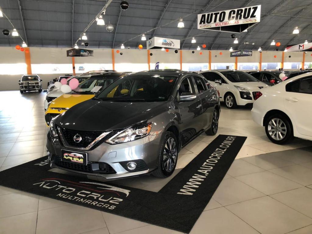 Nissan Sentra 2.0 Sl Cvt 2020