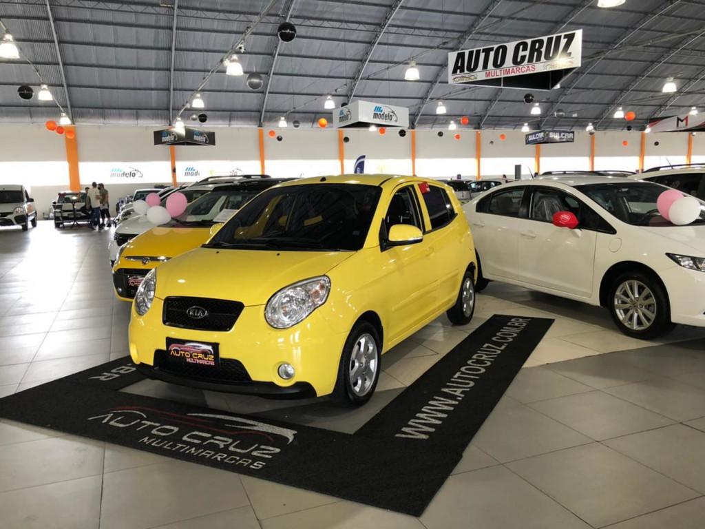 Kia Picanto Ex 1.0 2010