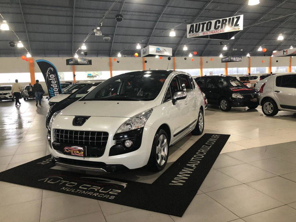 Peugeot 3008 Griffe 1.6 Thp 2014