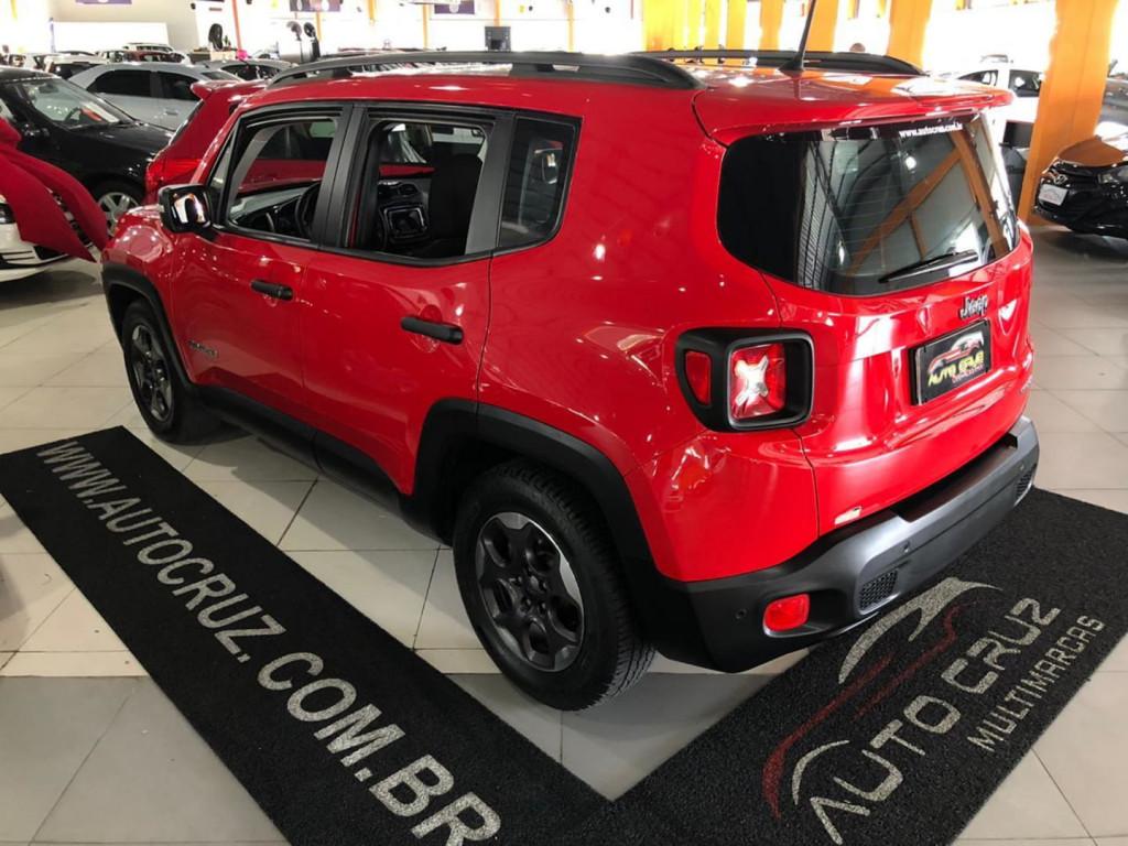 Imagem do veículo Jeep Renegade Sport 1.8 2016 Com Teto Solar!