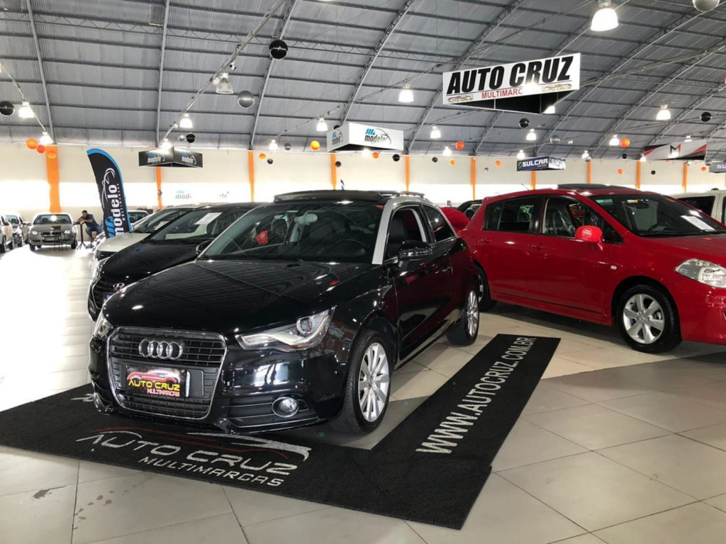 Audi A1 1.4 Attraction Tfsi 2012