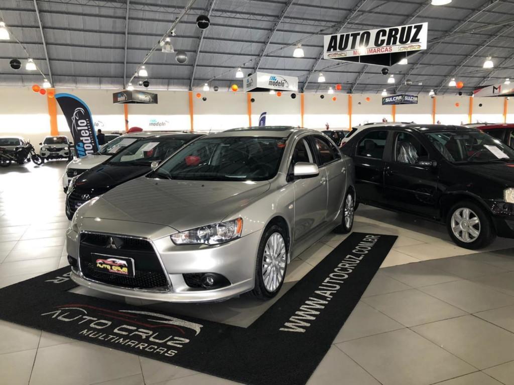 Mitsubishi Lancer 2.0 2012