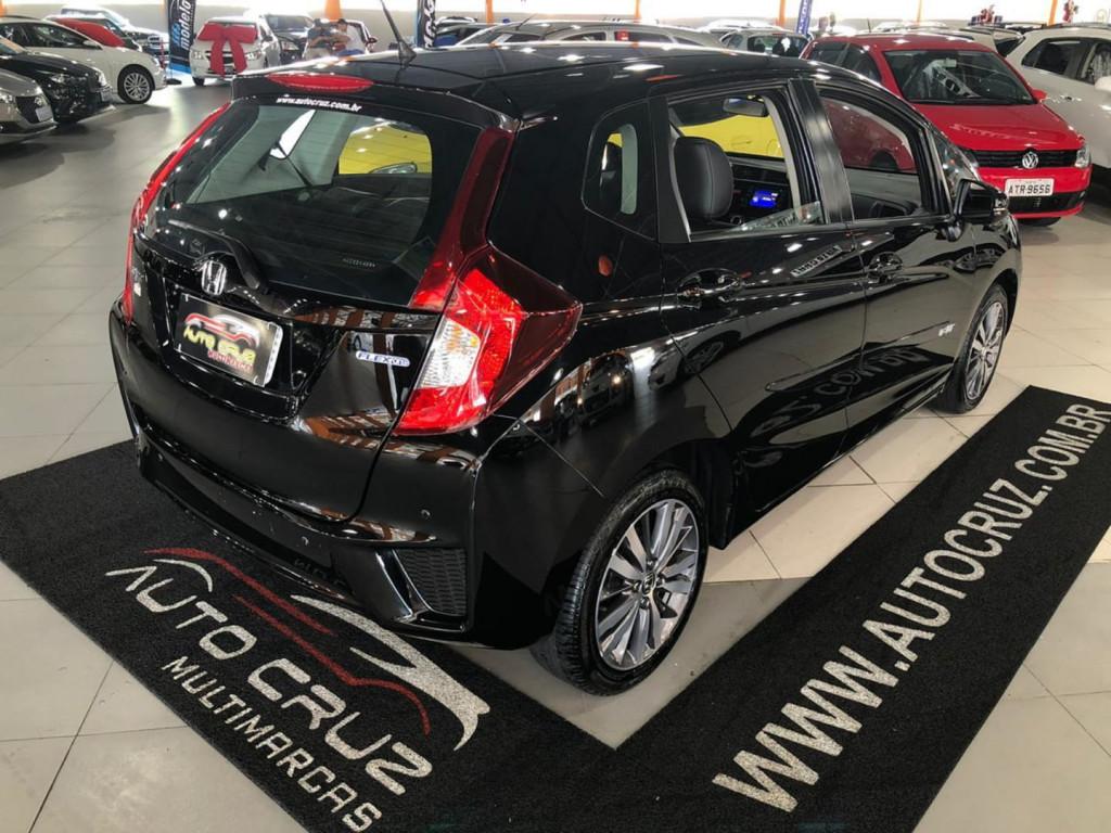 Imagem do veículo Honda Fit Ex Cvt 1.5 2016