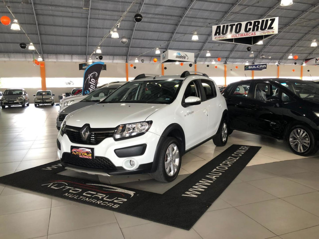 Renault Sandero Stepway 1.6 2016