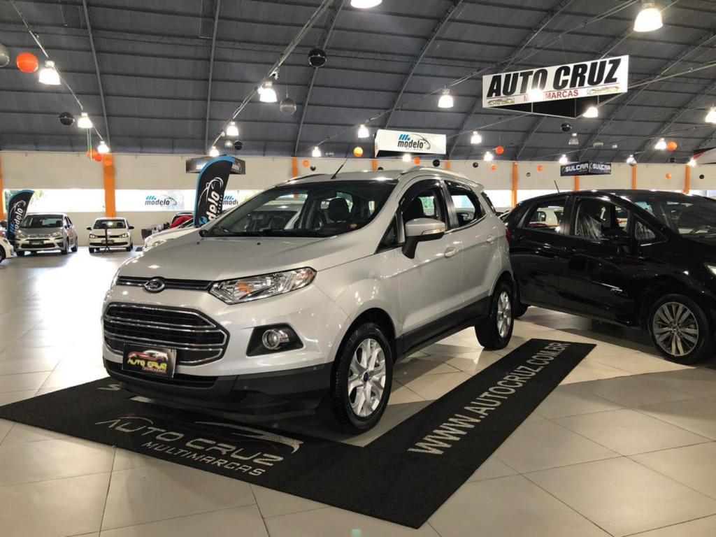 Ford Ecosport Titanium 2.0 2014 Automatica