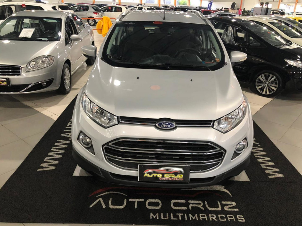 Imagem do veículo Ford Ecosport Titanium 2.0 2014 Automatica