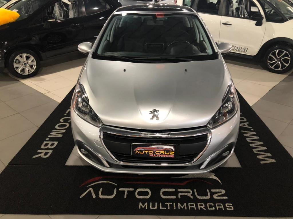 Imagem do veículo Peugeot 208 Allure 1.2 2018