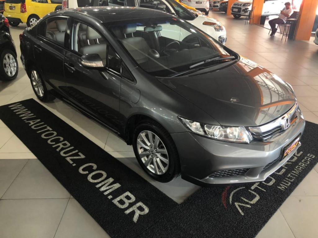 Imagem do veículo Honda Civic Lxl 1.8 2013