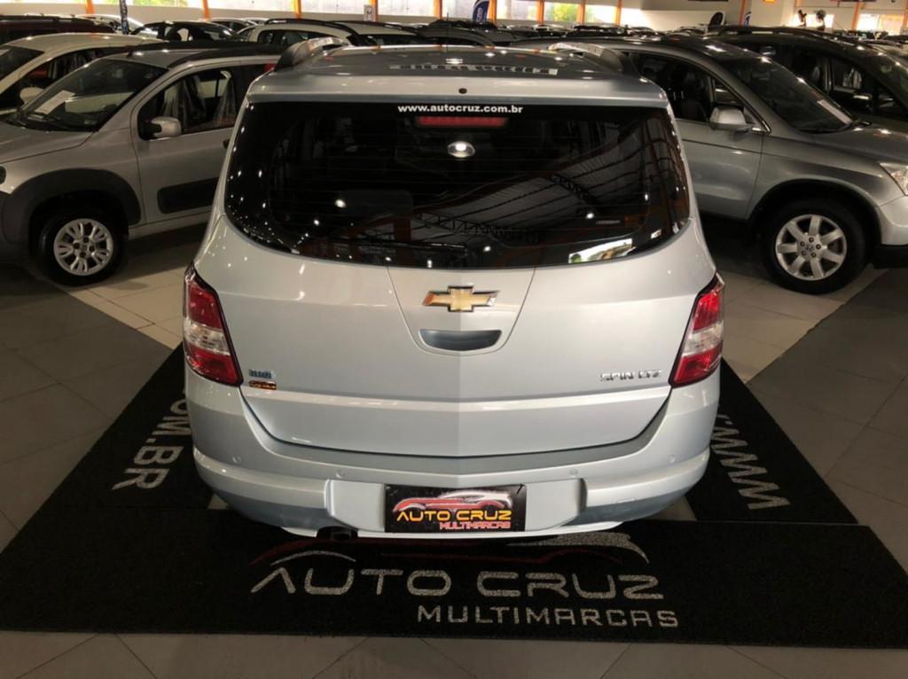 Imagem do veículo Chevrolet Spin 1.8 Ltz 2013 7 Lugares