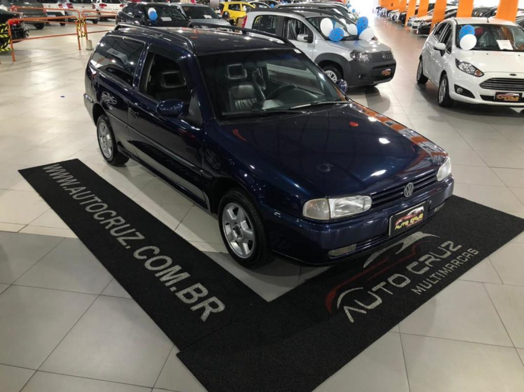 Volkswagen Parati Club 1.8 2p 1998