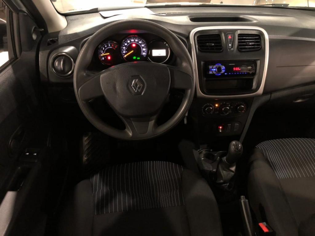 Imagem do veículo Renault Logan Authentique 1.0 2019