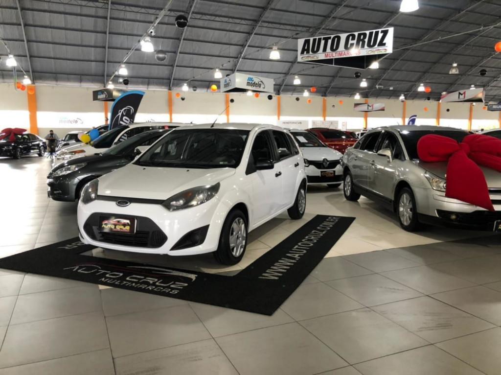 Ford Fiesta 1.0 Flex 2013