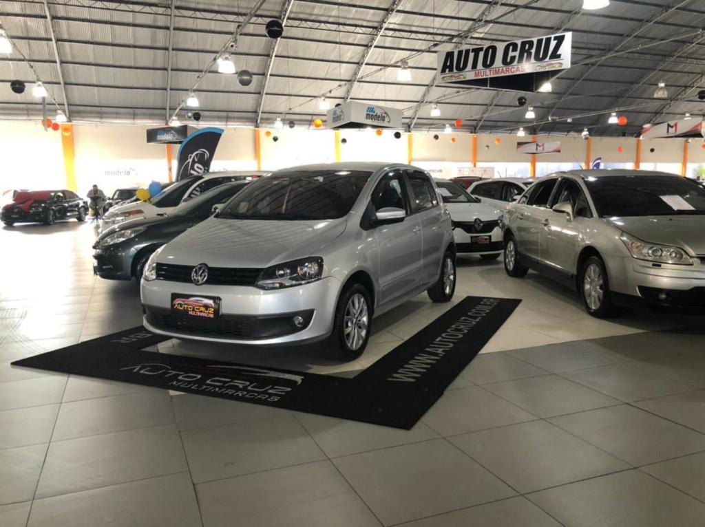 Volkswagen Fox 1.6 Gii Imotion 2014