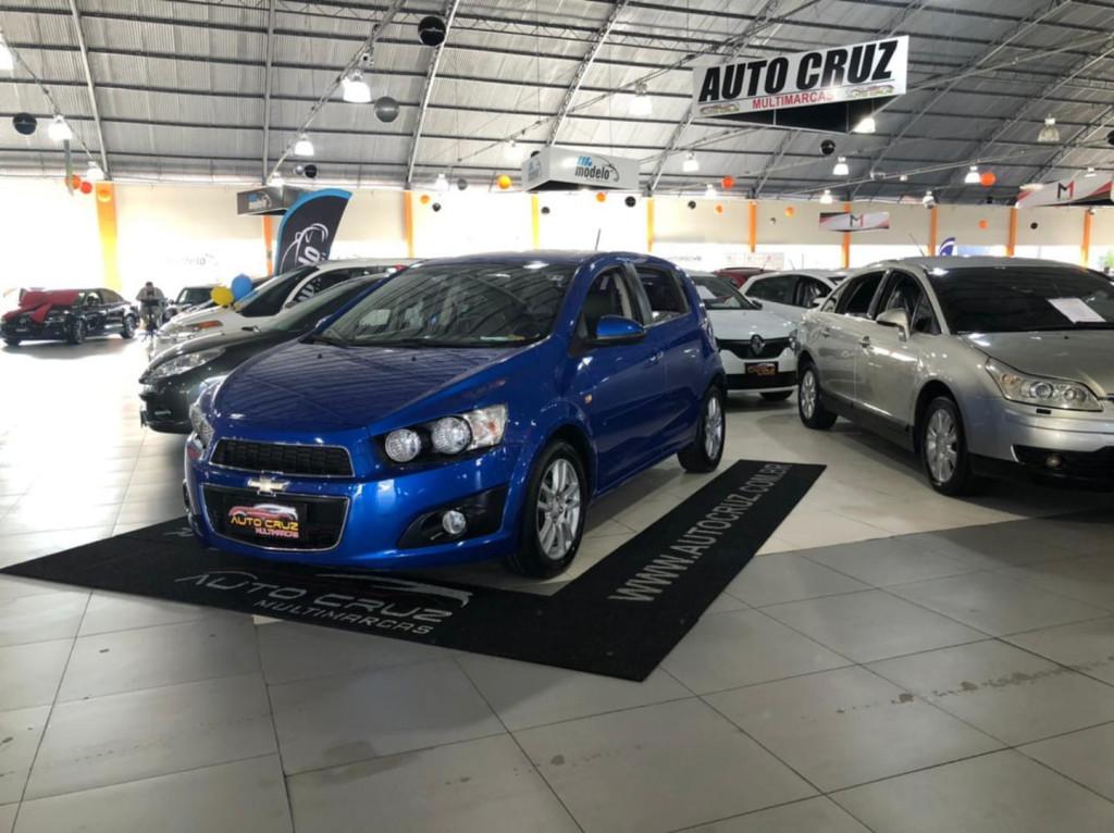 Chevrolet Sonic Ltz 1.6 2012