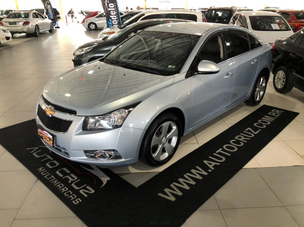 Imagem do veículo Chevrolet Cruze Sedan Lt 1.8 2012