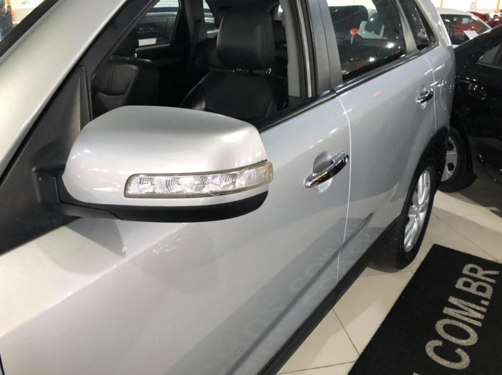 Imagem do veículo Kia Sorento Ex 2.4 2012
