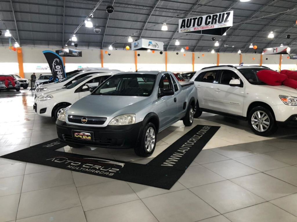 Chevrolet Montana Conquest 1.4 2009