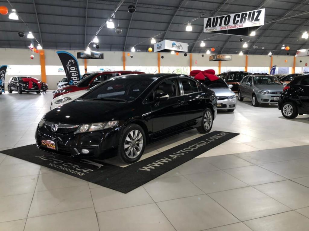 Honda Civic Lxl Flex 1.8 2011