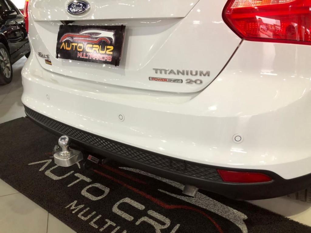 Imagem do veículo Ford Focus Titanium 2.0 Flex 4p Powershift