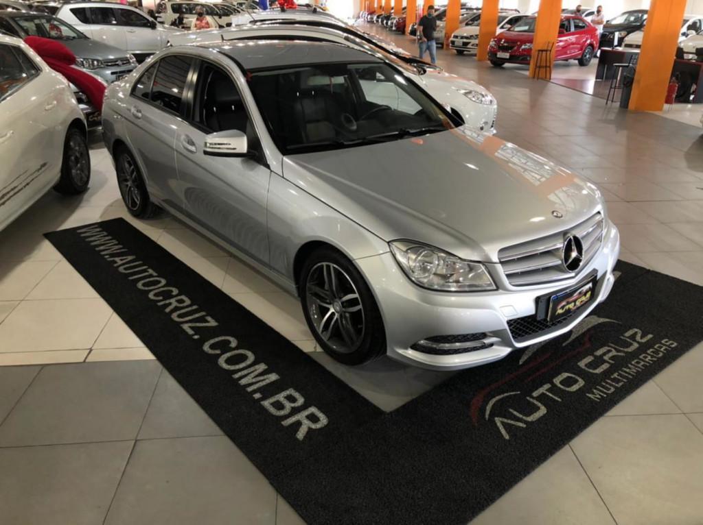Imagem do veículo Mercedes Benz C 180 Cgi 1.8 2012