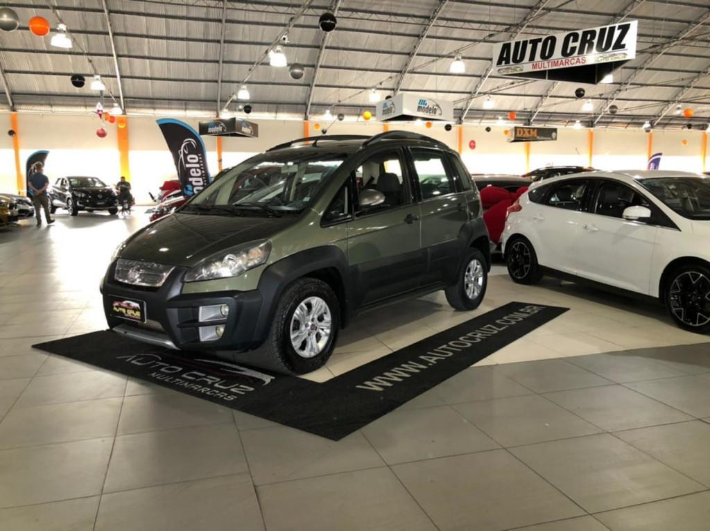 Fiat Idea Adventure Dual 1.8 2012