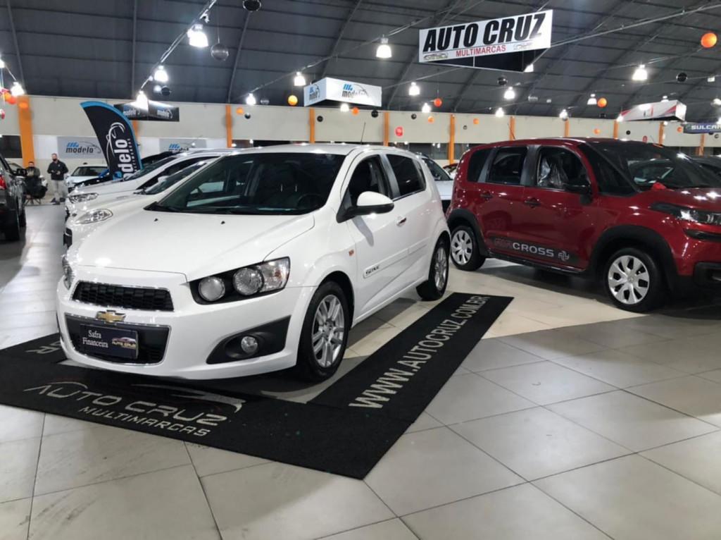 Chevrolet Sonic Ltz 1.6 2014