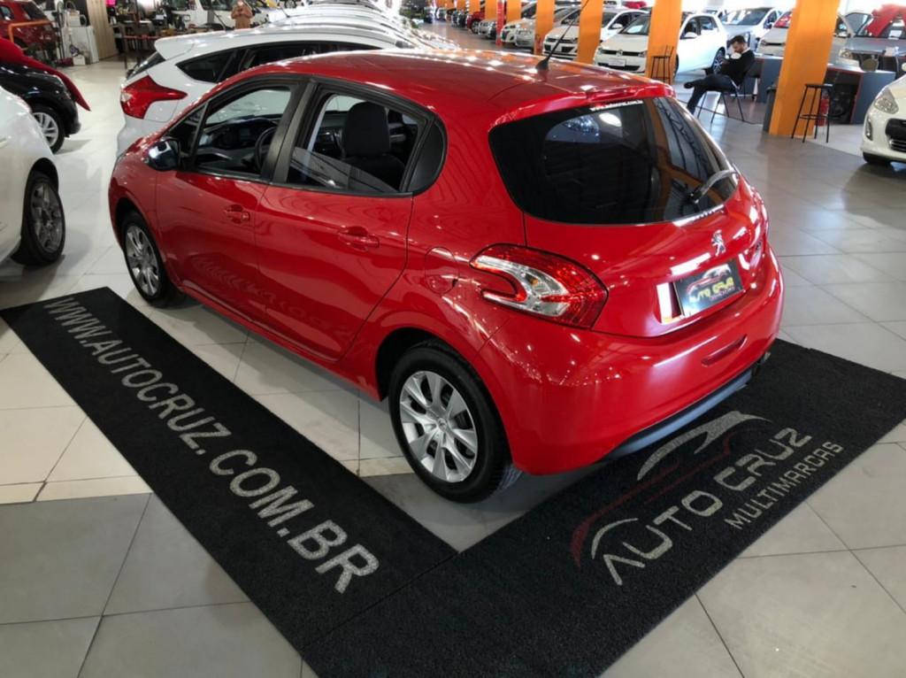 Imagem do veículo Peugeot 208 Active 1.5 2015