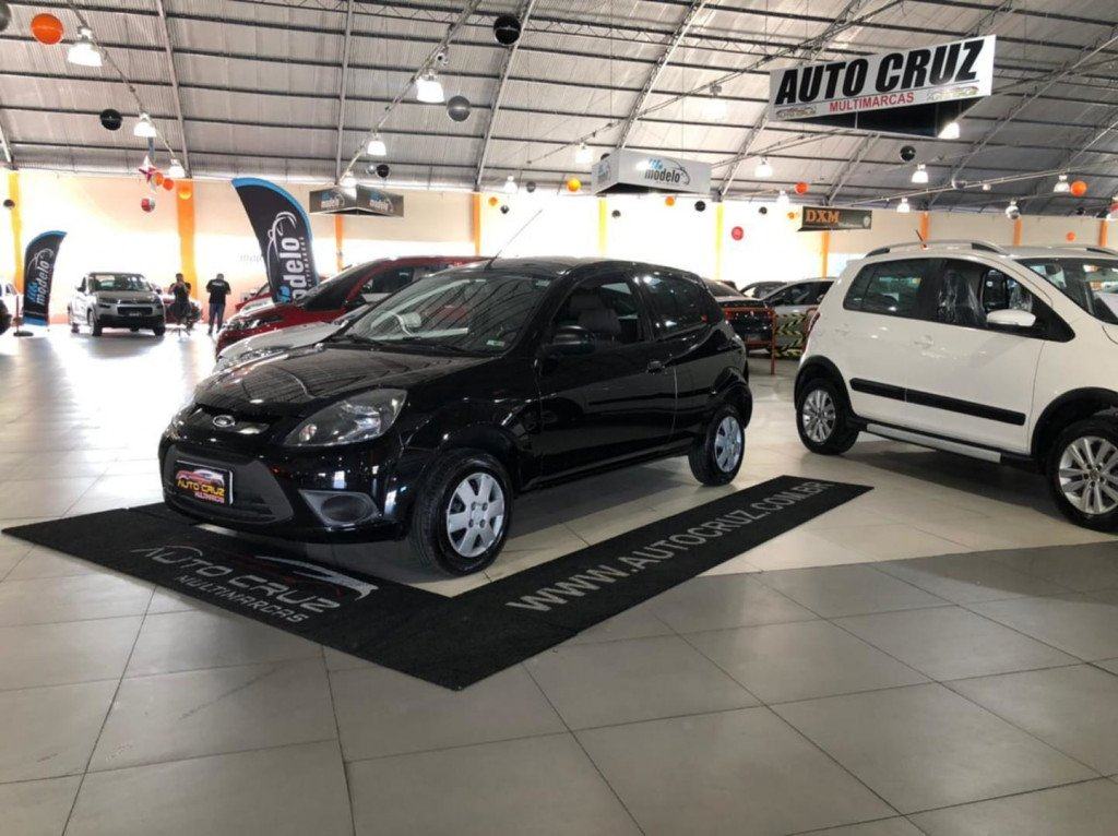 Ford Ka Flex 1.0 2013