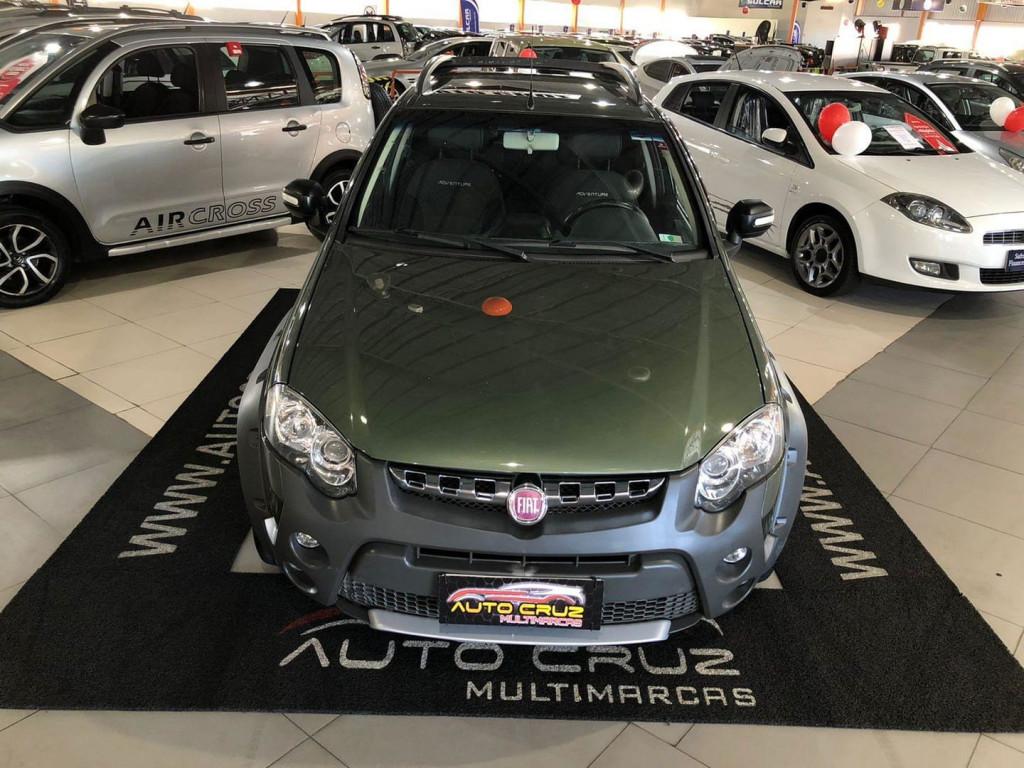 Fiat Strada Adv. Locker Cd 1.8 2014