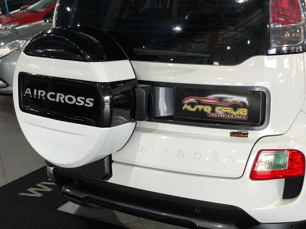 Imagem do veículo Citroen C3 Aircross Exclusive 1.6 2015
