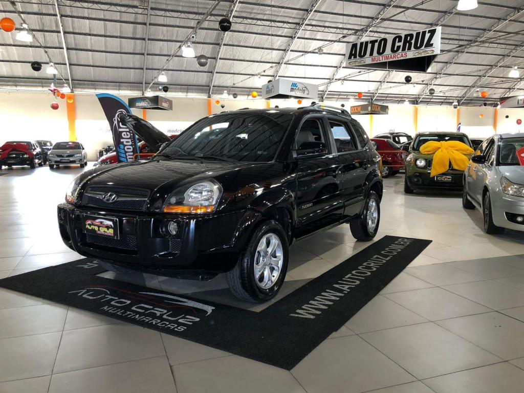 Hyundai Tucson Glsb 2.0 2014
