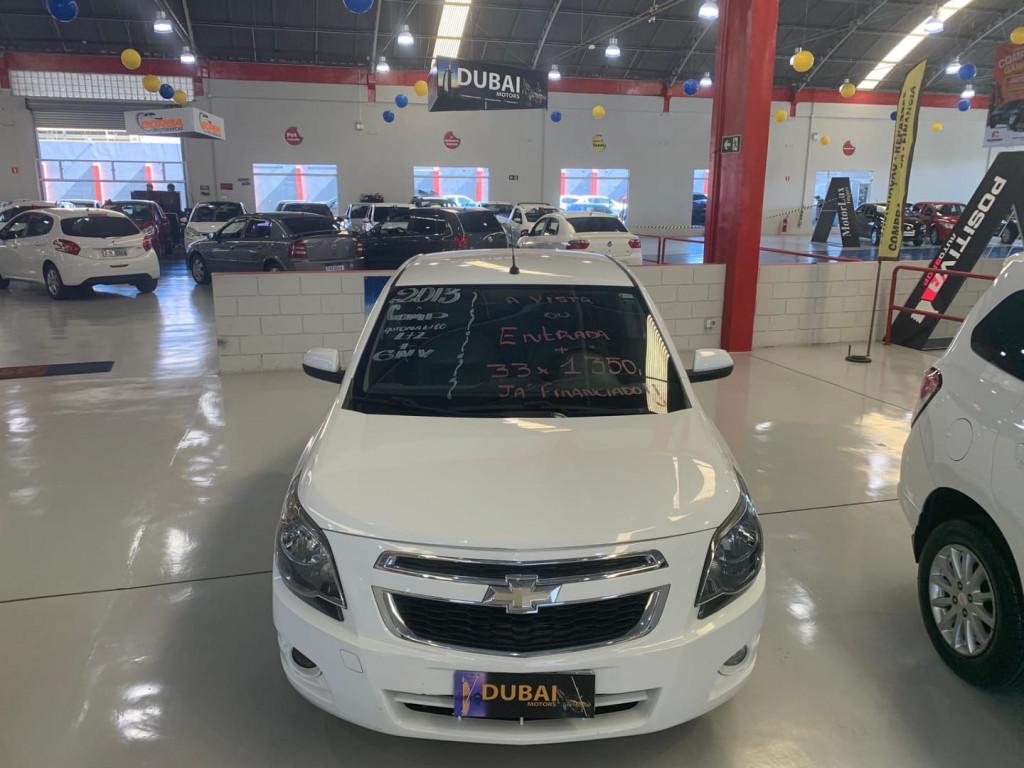 Chevrolet Cobalt 1.8 A Ltz