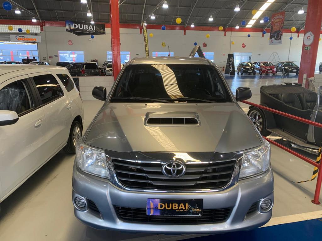 Toyota Hilux Cd D4d 4x4 3.0 Tdi Diesel Mec